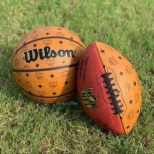 $250 MCM x WILSON FOOTBALL THE DUKE LIMITED BALL